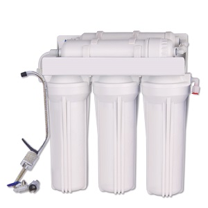 5 Stage Best Under Sink Water Filtration System