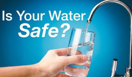 Make Your Water Safe to Drink