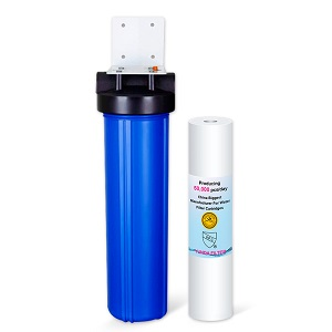 20x4.5 Inch Whole House Water Filtration System