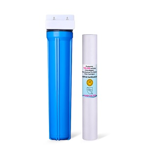 2.5x20 Inch Whole House Water Filter System