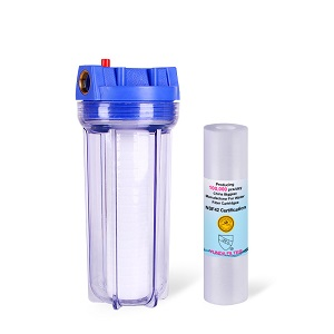 10X4.5 Big Blue Whole House Water Filter System With Low Price