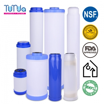 More Water Filter Cartridges You Need Konw