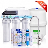 5 Stage RO System with Booster Pump on Sale
