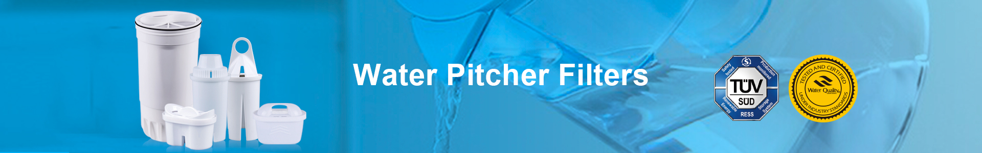 Brita/ZeroBig Pitcher Filters