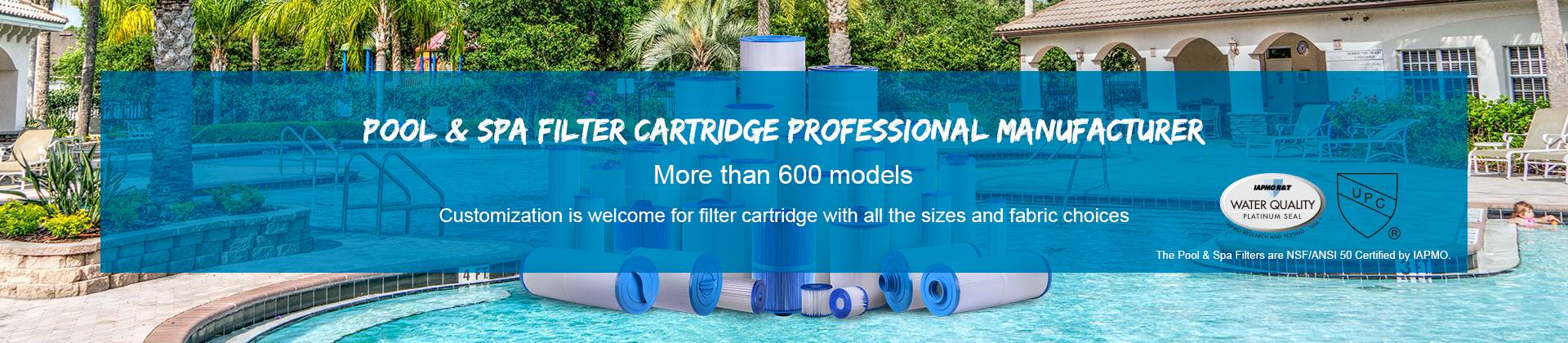 Spa Filter Cartidges