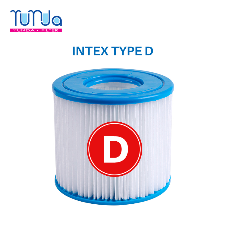 Spa Filters Compatible with Intex Type D