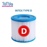 Pool Filters Compatible with Intex Type D
