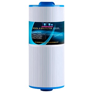 Spa Filter Fits for PLEATCO PJW60TL-F2S, UNICEL 6CH-960, FILBUR FC-2800