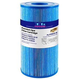 Spa Filter Fits for PLEATCO PLFPRB35-IN-M, UNICEL C-4335RA, FILBUR FC-2385M