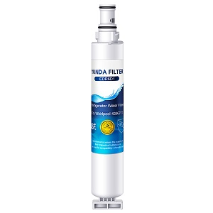 Refrigerator Water filter Compatible with Whirlpool 4396701