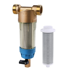 New Arrival 40 Micron Whole House Pre-Filter System with Best Wholesale Price