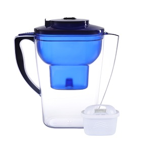 New Arrival 2.4L Water Filter Pitcher with Best Wholesale Price