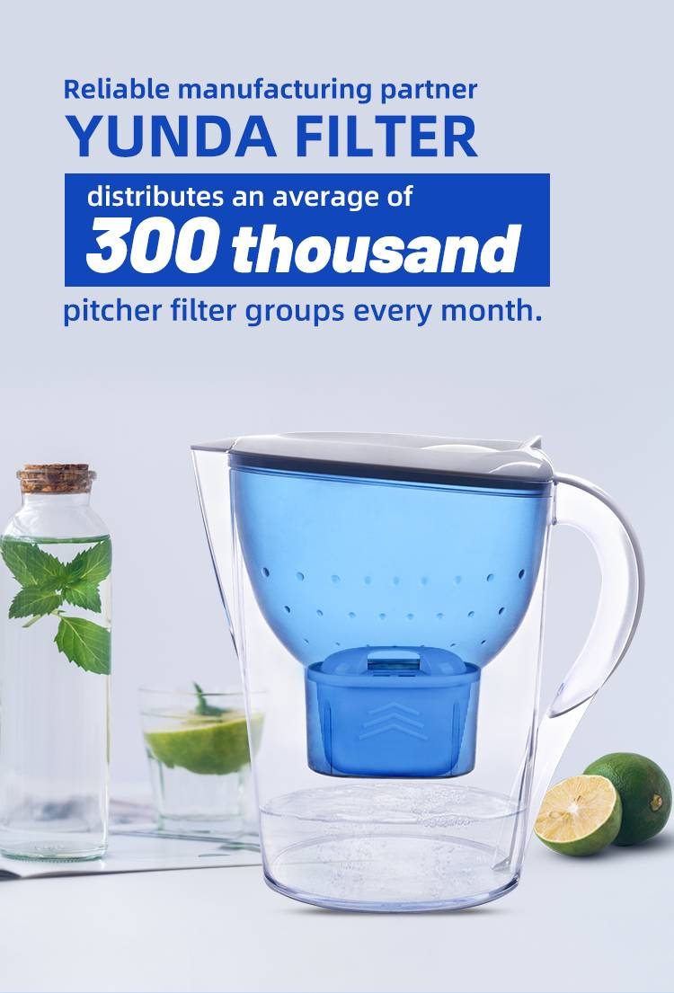 Water Purifier Pitcher