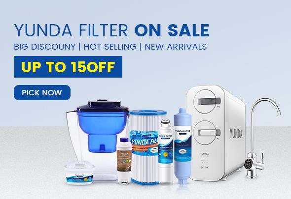 Kitchen & Bathroom Filters